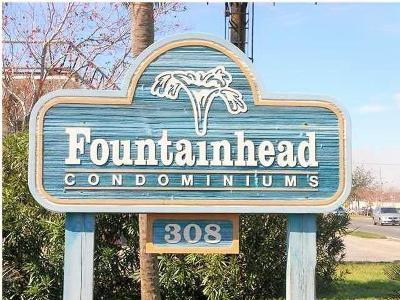 Fort Walton Beach Condo/Townhouse For Sale: 308 SW Miracle Strip Parkway #UNIT 27D