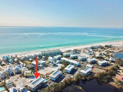 Santa Rosa Beach FL Condo/Townhouse For Sale: $419,000