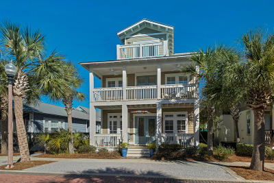 Seacrest Single Family Home For Sale: 202 W Seacrest Beach Boulevard