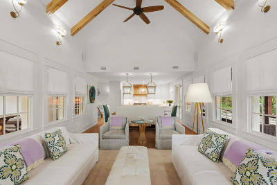 Rosemary Beach Single Family Home For Sale: 174 W Water Street