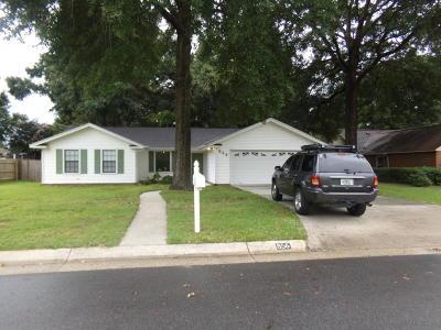Pensacola Single Family Home For Sale: 856 Valley Ridge Circle
