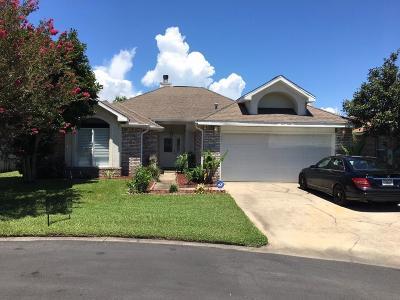 Shalimar Single Family Home For Sale: 2907 Shalimar Lane