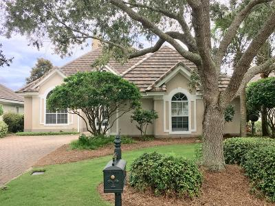 Destin Single Family Home For Sale: 4598 Sailmaker Lane