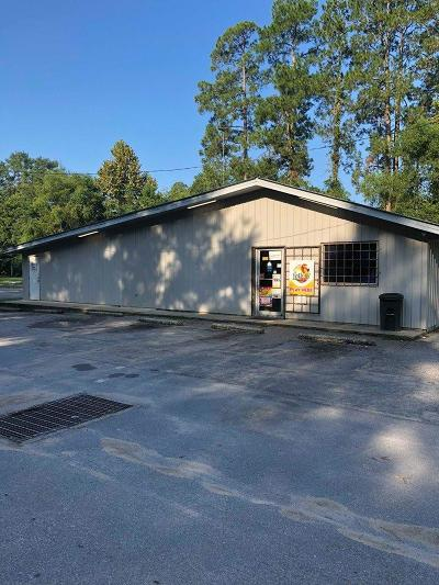 Defuniak Springs Commercial For Sale: 17493 St Hwy 83