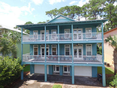 Santa Rosa Beach Condo/Townhouse For Sale: 43 Dune Breeze Lane #UNIT B