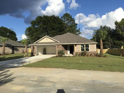 Fort Walton Beach Single Family Home For Sale: 803 Patio Street