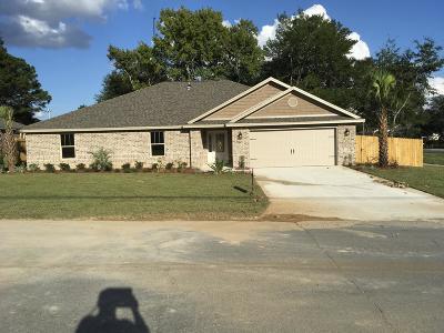 Fort Walton Beach Single Family Home For Sale: 801 Patio Street