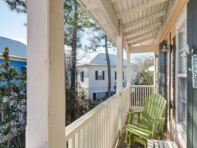 Santa Rosa Beach Single Family Home For Sale: 198 Somerset Bridge Road #UNIT 127