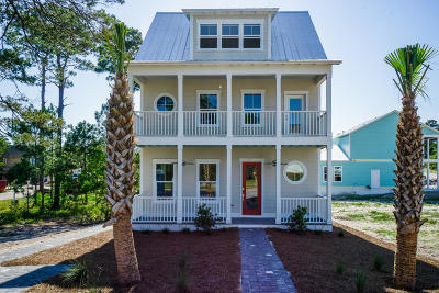 Inlet Beach Single Family Home For Sale: Lot XX Grande Pointe Circle