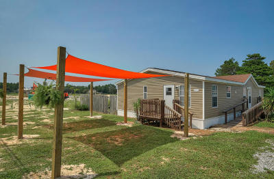 Panama City Beach Single Family Home For Sale: 22702 Lakeview Drive