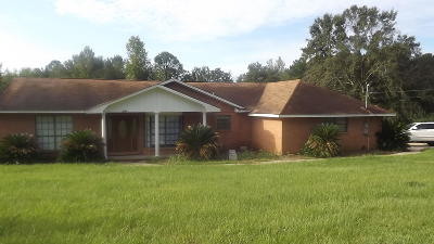 Crestview Single Family Home For Sale: 2014 Highway 90