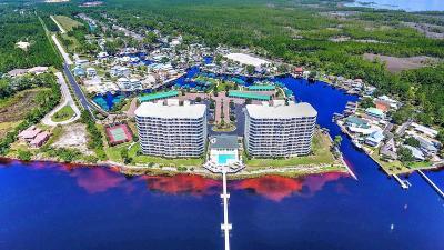 Panama City Beach Condo/Townhouse For Sale: 6504 Bridge Water Way #UNIT 106