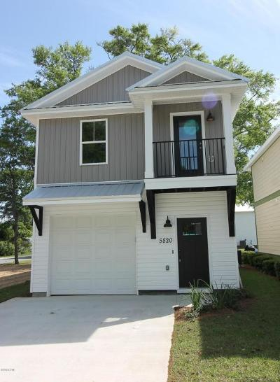 Panama City Single Family Home For Sale: 334 Raven Lane