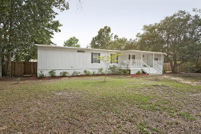 Santa Rosa County Single Family Home For Sale: 6753 Deena Lane