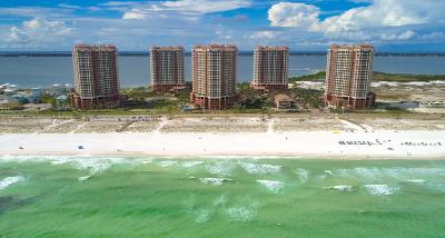 Pensacola Beach Condo/Townhouse For Sale: 1 Portofino Drive #1705