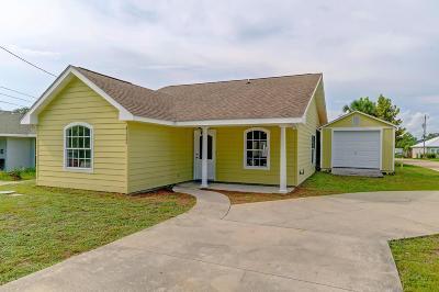 Panama City Beach Single Family Home For Sale: 21500 Sunset Avenue
