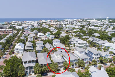 Inlet Beach Single Family Home For Sale: 34 E Lifeguard Loop Loop