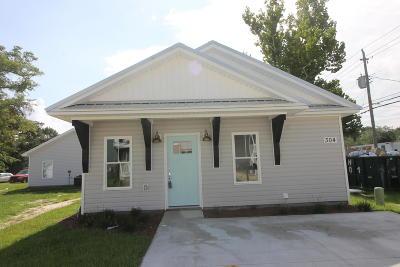 Panama City Single Family Home For Sale: 304 Brooke Court