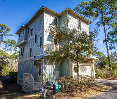 Inlet Beach Single Family Home For Sale: 195 Redbud Lane