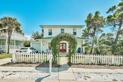 Santa Rosa Beach FL Single Family Home For Sale: $510,000
