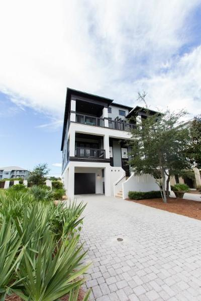 Inlet Beach Condo/Townhouse For Sale: 32 E Park Place Avenue #202