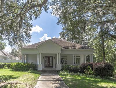 Panama City Single Family Home For Sale: 4001 Riverside Drive
