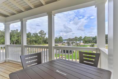 Panama City Beach Condo/Townhouse For Sale: 22946 Ann Miller Road