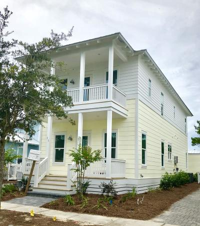 Santa Rosa Beach Single Family Home For Sale: 11 Dune Ridge Road