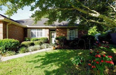 Niceville Single Family Home For Sale: 4574 Castlewood Lane