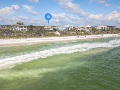 Inlet Beach FL Residential Lots & Land For Sale: $4,750,000