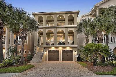 Destin Single Family Home For Sale: 4745 Ocean Boulevard