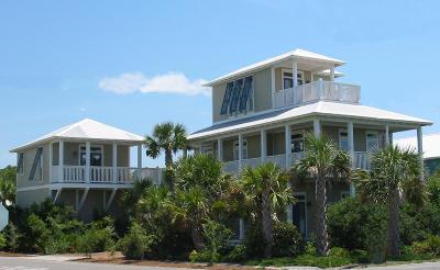 Santa Rosa Beach Single Family Home For Sale: 12 N Andalusia Avenue