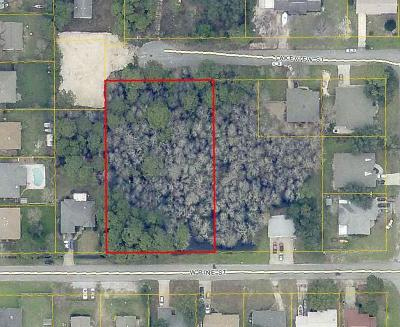 Mary Esther Residential Lots & Land For Sale: 1.06 Acre Lakeview Street