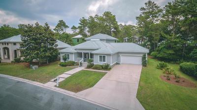 Panama City Beach Single Family Home For Sale: 290 Seabreeze Boulevard