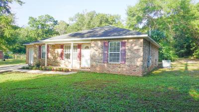 Crestview Single Family Home For Sale: 3519 Melissa Lane
