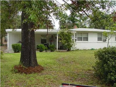 Fort Walton Beach Single Family Home For Sale: 7 SE Choctawhatchee Road