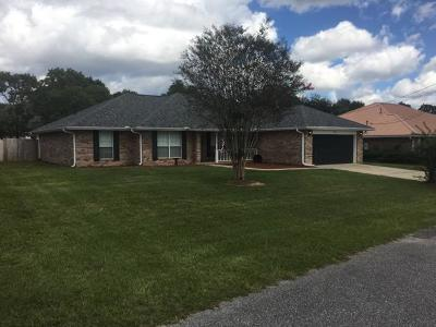 Crestview Single Family Home For Sale: 399 Riverchase Boulevard