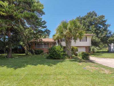 Destin Single Family Home For Sale: 317 Benning Drive