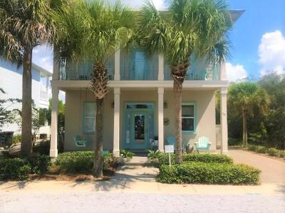 Single Family Home For Sale: 72 W Blue Crab Loop