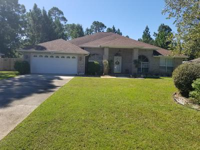 Navarre Single Family Home For Sale: 7555 Loop Street