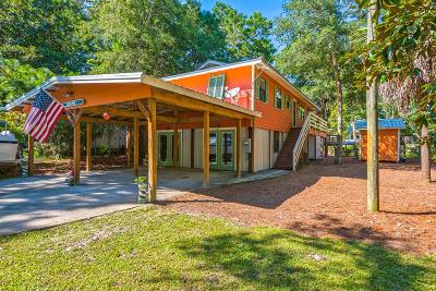 Santa Rosa Beach Single Family Home For Sale: 310 W Point Washington Road