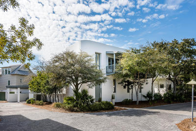 Rosemary Beach Single Family Home For Sale: 20 E Water Street