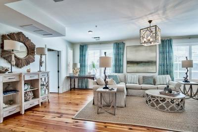 Rosemary Beach Condo/Townhouse For Sale: 34 N Barrett Square #UNIT 2E