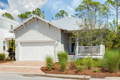 Santa Rosa Beach Single Family Home For Sale: 547 Flatwoods Forest Loop #Lot 198