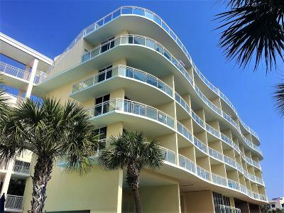 Fort Walton Beach Condo/Townhouse For Sale: 1517 Miracle Strip Parkway #UNIT 502