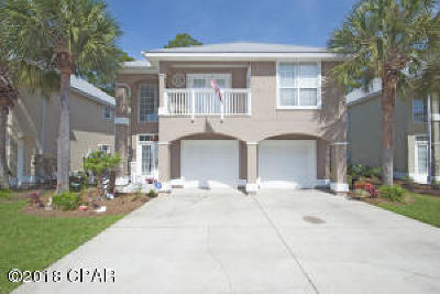 Panama City Single Family Home For Sale: 7009 N Lagoon Drive #UNIT 106