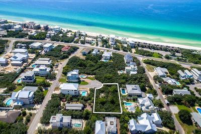 Inlet Beach Residential Lots & Land For Sale: LOT #28 B Street