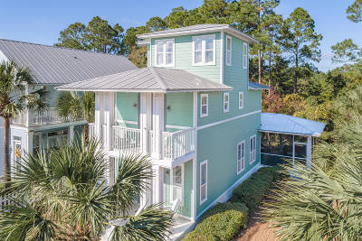 Santa Rosa Beach Single Family Home For Sale: 31 Sweet Bay Drive