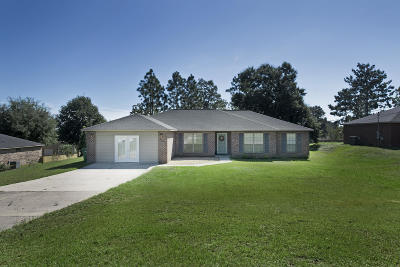 Crestview Single Family Home For Sale: 6207 Flash Lane