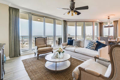 Walton County Condo/Townhouse For Sale: 1 Beach Club Drive #UNIT 110